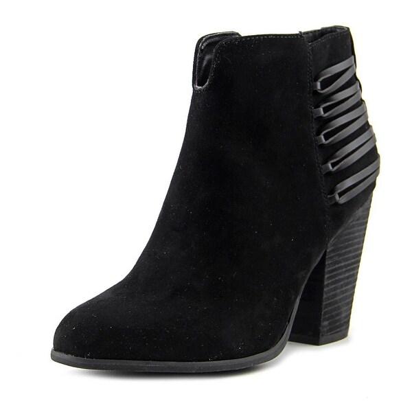 Carlos by Carlos Santana Hawkins Women Black Boots