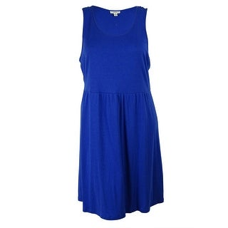 Charter Club Women's Sleeveless Dress