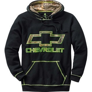 Legendary Whitetails Men's Trucked Up Realtree Camo Chevy Hoodie