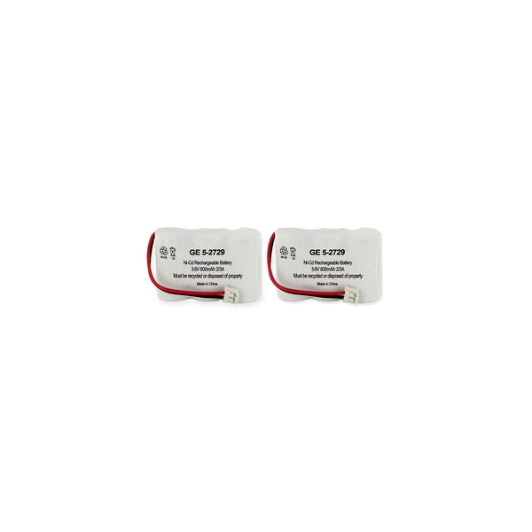 Battery For No-Brand (5-2729) - 2 Pack Replacement Battery