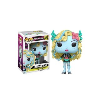 Funko POP Monster High - Lagoona Blue - Multi