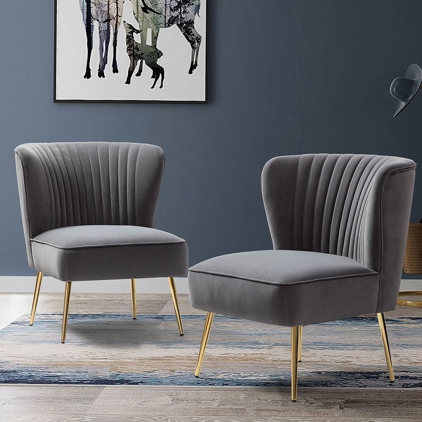 Monica Side Chair,Set of 2. Opens flyout.