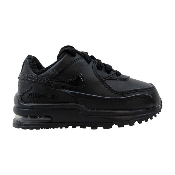 detailed look e03ce a10e9 Nike Air Max Wright LTD Black Black 317936-002 Toddler