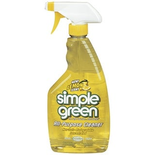 Simple Green 3010101214002 All-Pupose Cleaner, Lemon Scent , 24 Oz