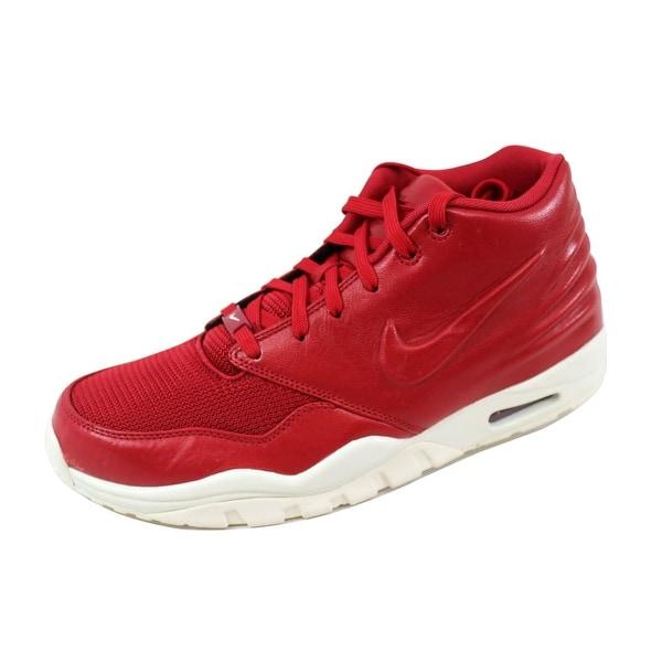 a20f9df5e07d Shop Nike Men s Air Entertrainer Gym Red Gym Red-Sail 819854-600 ...