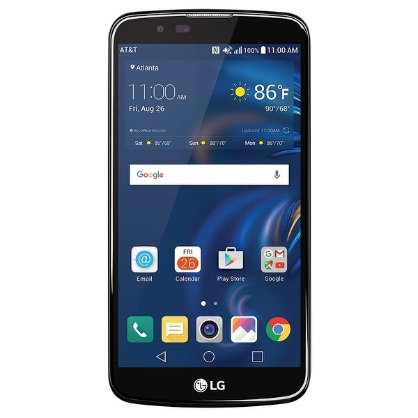 Shop Lg K10 K425 At Amp T Unlocked Gsm Lte Android Phone W