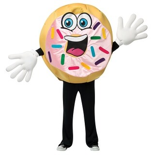 Adult Donut Waver Ultimate Mascot Costume - standard - one size