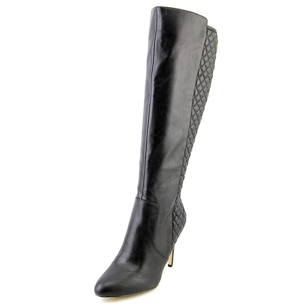 BCBGeneration Beasly Women Pointed Toe Synthetic Knee High Boot