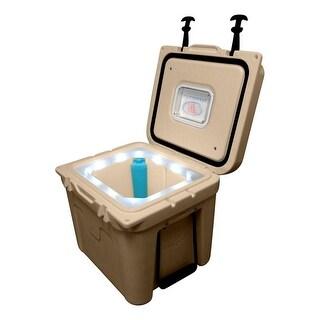 LiT Cooler Ice Legs Lighted Night Sight Firefly 22 Quart TS3006000