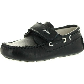 Garvalin Boys 112380 Dress Casual Boat Shoes