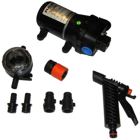 Flojet 12V 50 PSI Water System Pump - 04305510A