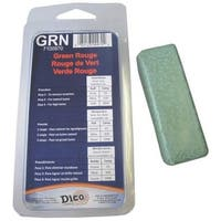 Dico 7100970 Soft Rouge Buffing Compound, Green