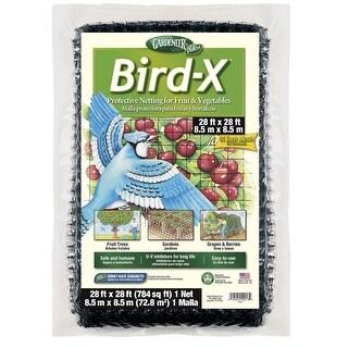 Dalen BN-3 Bird-X Protective Netting, 28' x 28'