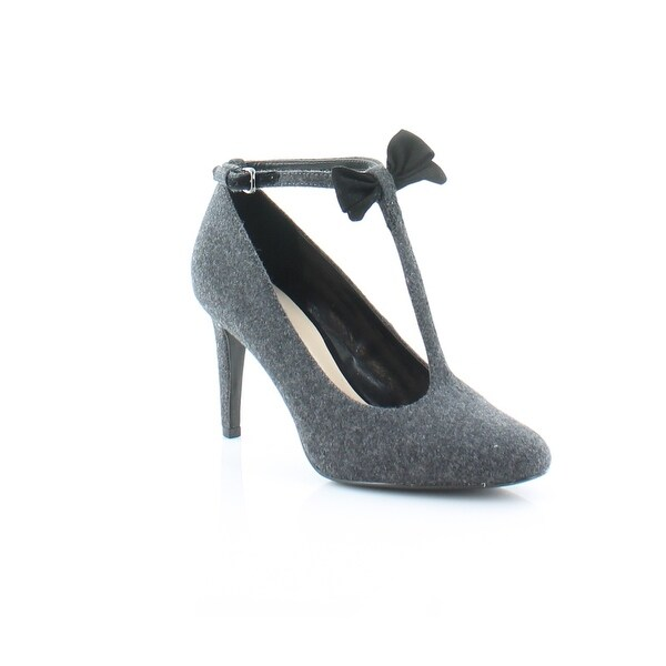 Nine West Hollison Women's Heels Dk Gray