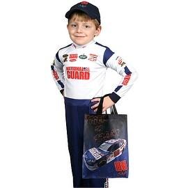 NASCAR Dale Earnhardt Jr National Guard Costume, Medium
