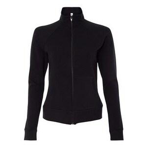 Women's Practice Jacket - Black - M