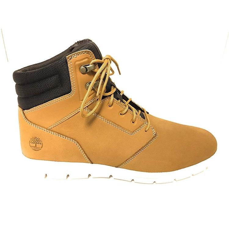Graydon Sneaker Boot Wheat
