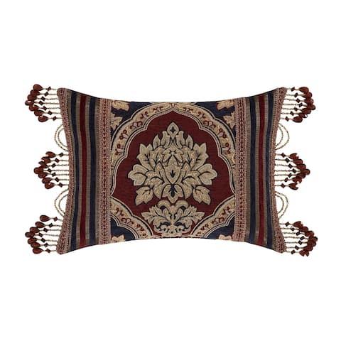 Five Queens Court Middleton Boudoir Decorative Throw Pillow