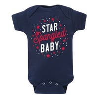 Star Spangled Baby-Infant One Piece