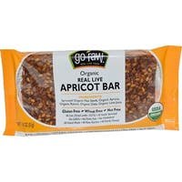 Go Raw Sprouted Bar - Chewy Apricot - Case of 30 - 1.8 oz.