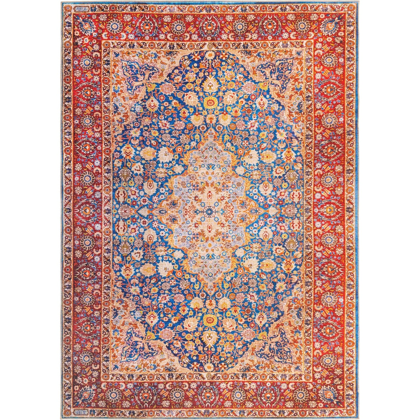 Shop For Unique Loom Revival Minerva Area Rug Get Free Delivery On Everything At Overstock Your Online Home Decor Store Get 5 In Rewards With Club O 32695549