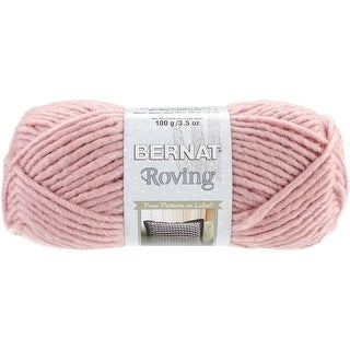 Roving Yarn-Quartz Pink