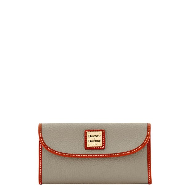 Dooney & Bourke Pebble Grain Continental Clutch (Introduced by Dooney & Bourke at $128 in Apr 2017)