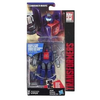 Transformers Generations Combiner Wars Legends Class Decepticon Viper Figure