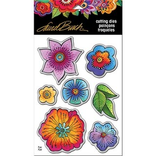Stampendous Laurel Burch Dies-Blossoms