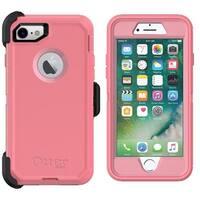 iPhone 8 & 7 OtterBox Defender Series Case - Rosmarine Way - Pink