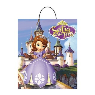 Disguise Sofia The First Essential Treat Bag - Purple