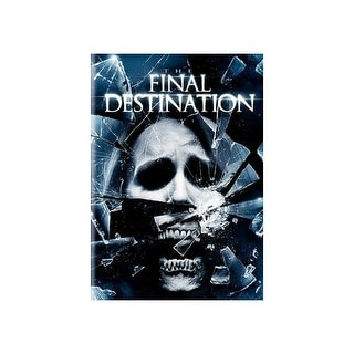 FINAL DESTINATION 4 (DVD/2009/WS/3D/2D/ECO/O-SLEEVE)