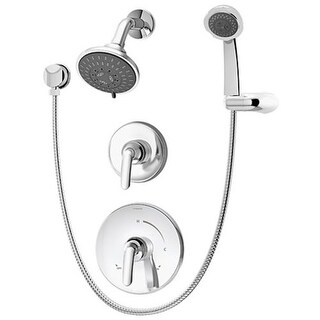 Symmons 5505 2.5 GPM Shower System with Hand Shower