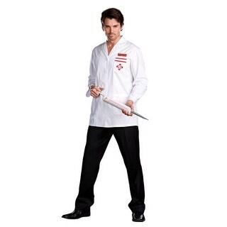 Dr. Hugh Prick Sexy Doctor Halloween Costume