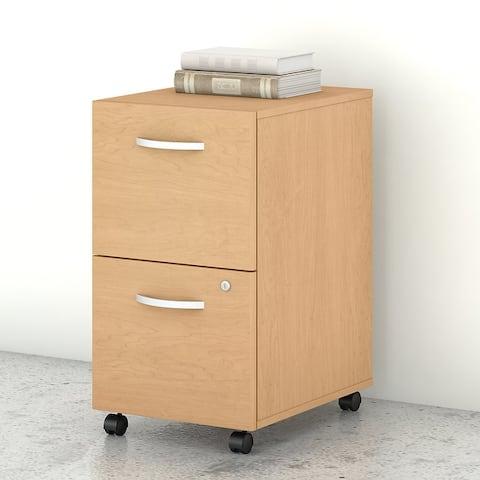 Studio C 2-drawer Mobile File Cabinet by Bush Business Furniture