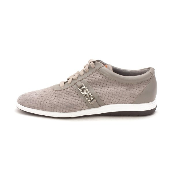 Cole Haan Womens Shawnasam Low Top Lace Up Fashion Sneakers - 6