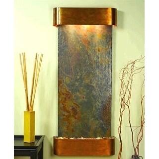 Adagio IFR1004 Inspiration Falls - Rajah Natural Slate Wall Fountain