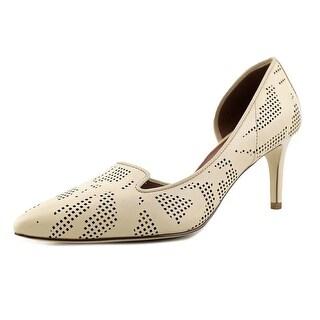 Cole Haan Neara Pump Pointed Toe Leather Heels