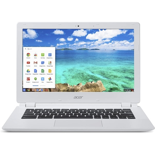 """Acer ChromeBook CB5-311-T9Y2 13.3"""" 4GB 16GB White (Refurbished). Opens flyout."""