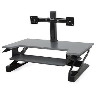 Ergotron 97-904 Workfit Dual Monitor Kit For Workfit-T/Tl/Pd Workstations