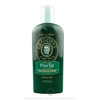 Grandpa's Bath & Shower Gel Pine Tar 8-ounce