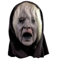 The Wraith Ghost Adult Costume Mask - Black