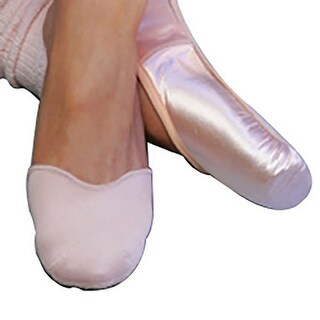 Capezio Womans Bunheads Dance Accessories Pro Pad, Cushiony Fabric Covered Gel Toes Pads, Nud, L - Large