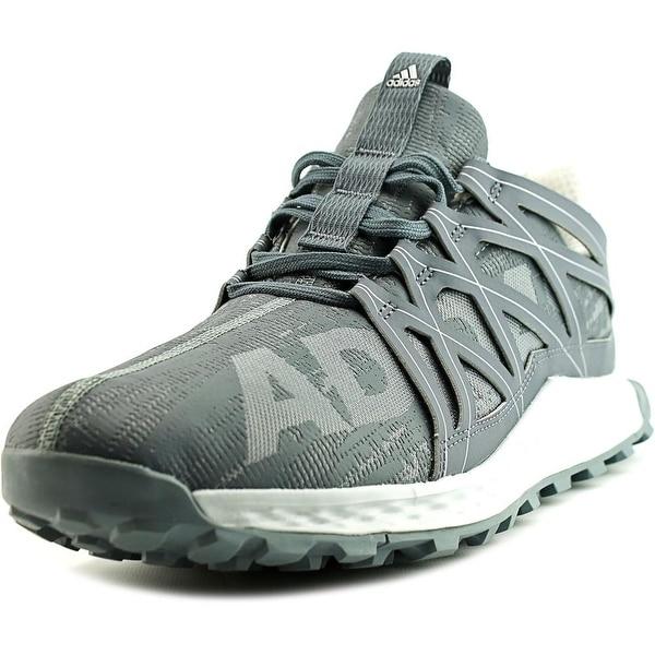 finest selection f9f26 aaa76 Shop Adidas Vigor Bounce Men Round Toe Synthetic Gray Cross ...