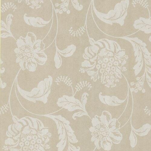 Brewster 62 65877 Aaliyah Gold Affabre Jacobean Wallpaper