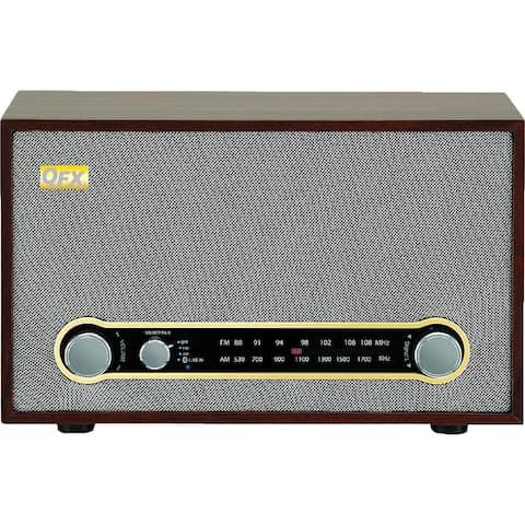 Qfx retro100 radio