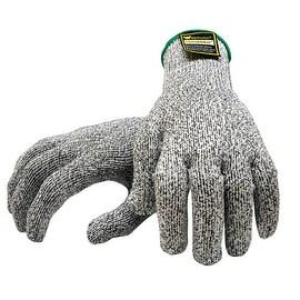 G & F 67100M Food Service Gloves, Grey, Medium
