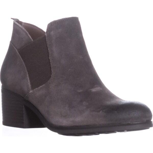 Rockport Danii Chelsea Ankle Booties, Stone - 7.5 us / 38 eu