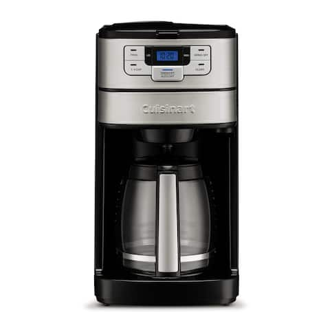 Cuisinart DGB-400 Automatic Grind and Brew 12-Cup Coffeemaker