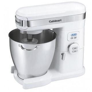 7-Quart Stand Mixer White Cuisinart 7 Quart Stand Mixer